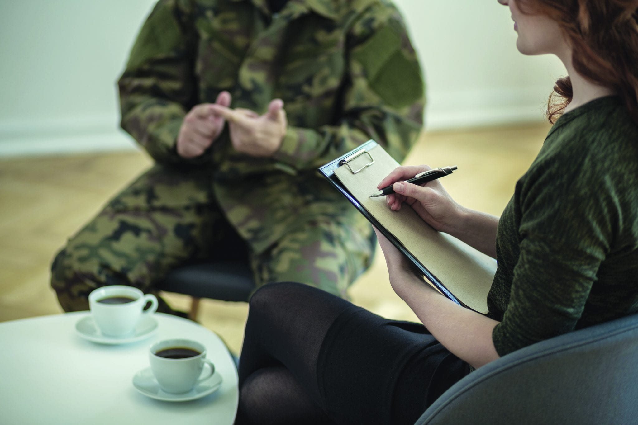 Military sexual trauma and soldier effectiveness